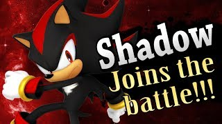 Super Smash Bros. Ultimate - What If Shadow Was Announced - (Fan-Made Trailer)