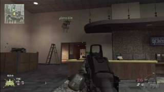 Modern Warfare 2- Map Recon - Highrise
