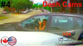 Ultimate USA & Canada Cars Driving Fails Compilation - 4 [Dash Cam Crash Video]