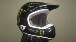One Kombat Monster Helmet