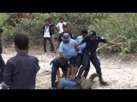 Police brutality in Timor-Leste