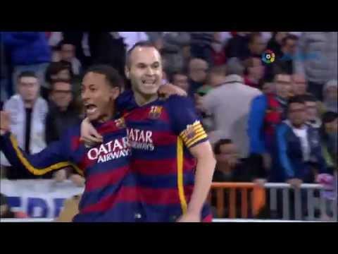 Resumen de Real Madrid 0 4 FC Barcelona