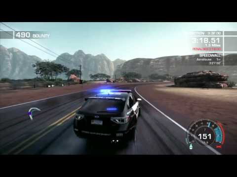 NFS: Hot Pursuit - Imprezive, Flight of the Bumblebee Achievement Guide
