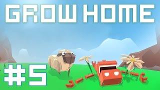 Grow Home - Прохождение на русском [#5]