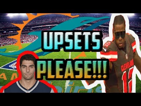 THE MIAMI DOLPHINS COULD BE IN PLAYOFF PICTURE THIS WEEK!! NFL TEAMS TO ROOT FOR IN WEEK 15!!