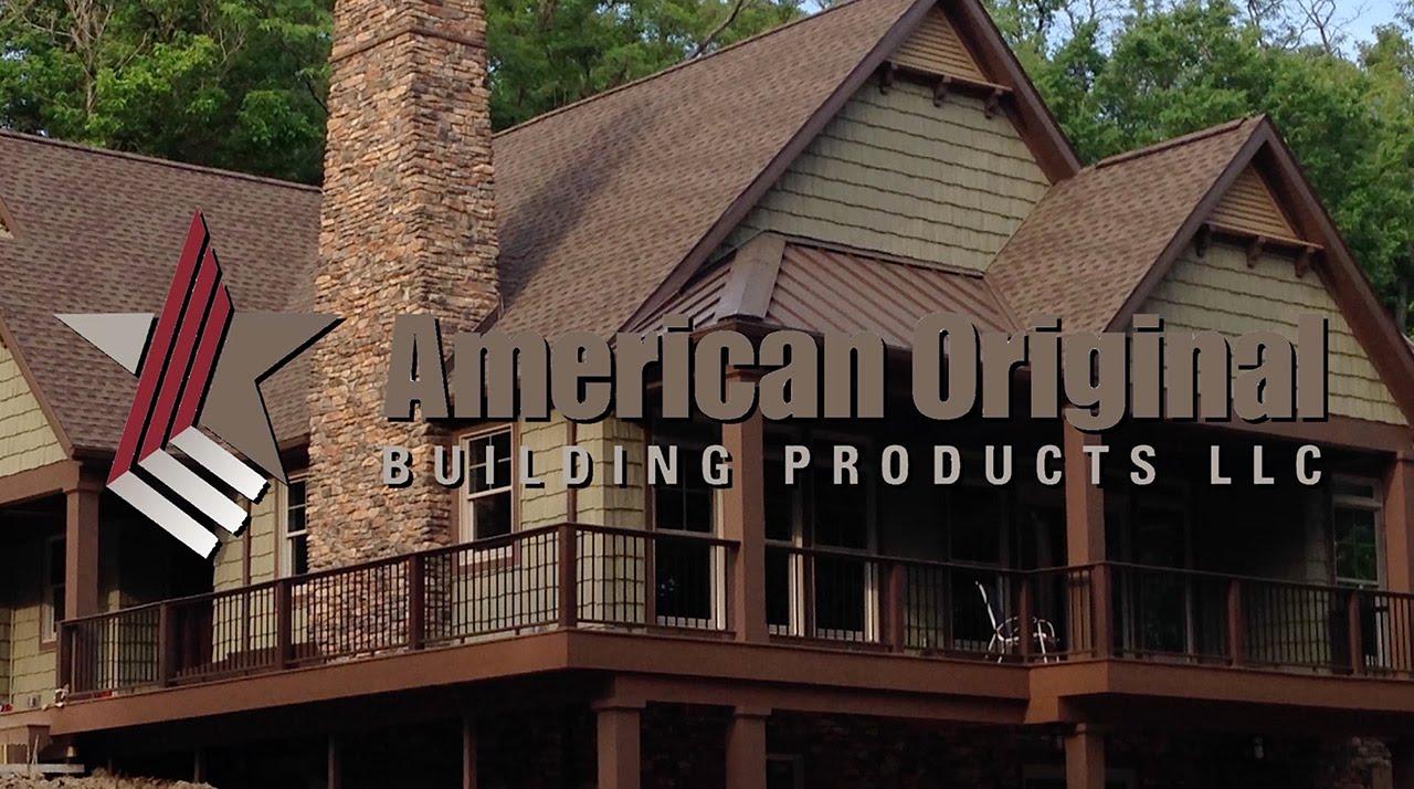 american original building products llc ferriot inc. Black Bedroom Furniture Sets. Home Design Ideas