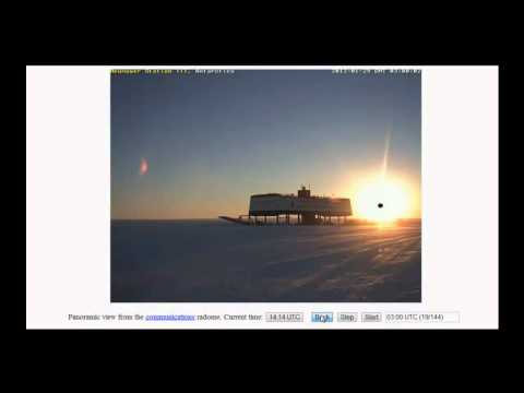 Donny Gillson UrsuAdams: The Neumayer Station III Deception Part One