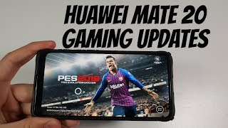 Huawei Mate 20 Gaming test after updates! Kirin 980 Ultimate review for gamers! 2019