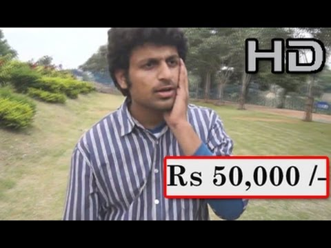 Rs. 50000- | Telugu Short Film | By Jay Krish