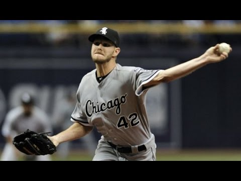 Chris Sale Ultimate 2016 Highlights (Part 1)