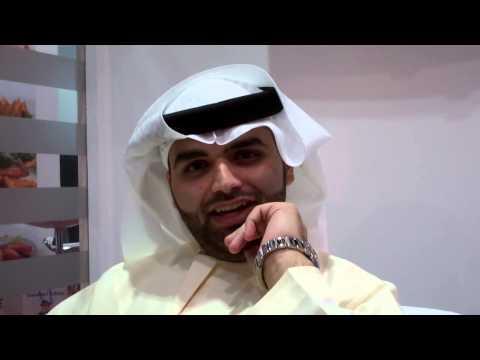 ABDULAZIZ GALADARI- CEO for EDAM Food speaks to WILLIAM FARIA