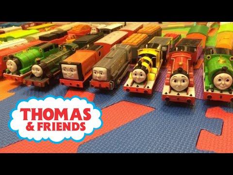 【รถไฟของเล่น】12 โทมัสและเพื่อนรถไฟ (00485 th)