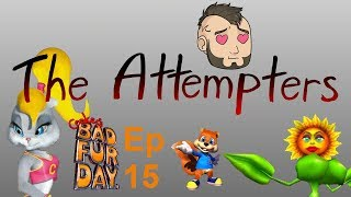 The Attempters   Conkers Bad Fur Day ep 15   The Poo Mountain