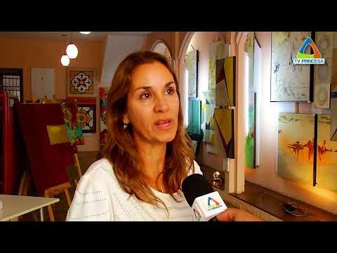 (JC 25/09/17) Foyer Aurélia Rubião inaugura nova exposição da artista plástica Silvia Helena