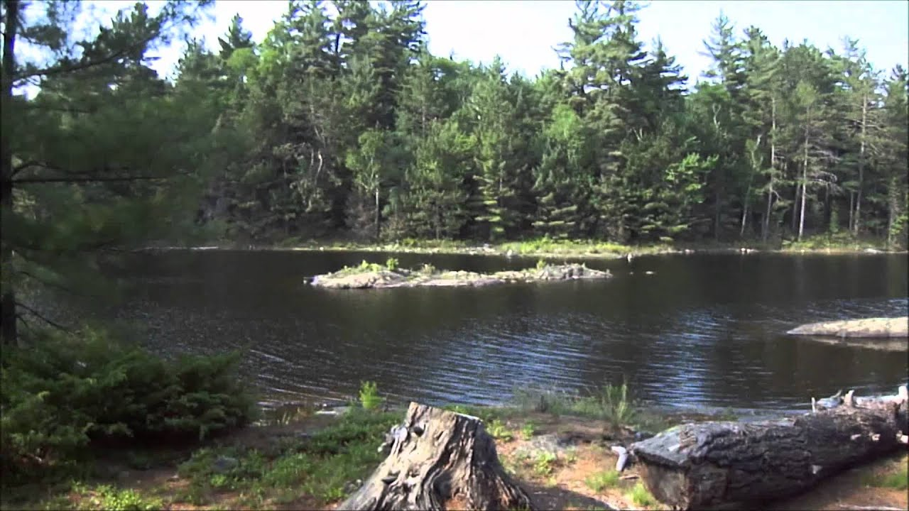 killarney provincial park overnight canoe trip balsam