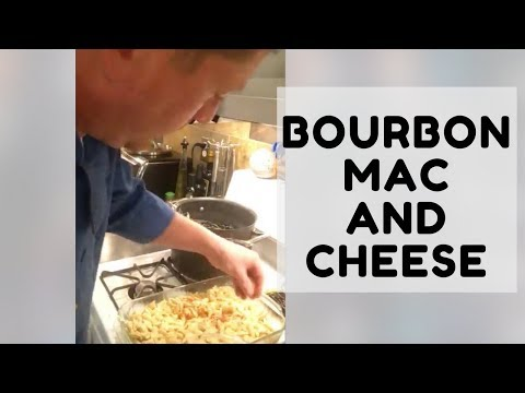 Bourbon Mac and Cheese Recipe — a step by step guide