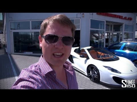 [Where's Shmee?] Gemballa and the Porsche Museum - Episode 14