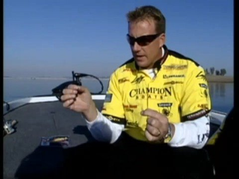 Bass Fishing Tips - Skeet Reese drop shot Video
