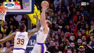 Alex Caruso Jumps Over Dwight Howard For Wild Putback Dunk
