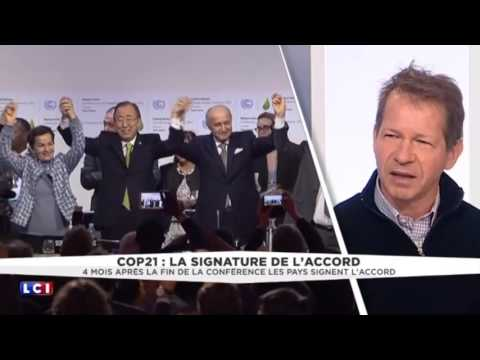 Jancovici dans la Matinale de LCI - 22/04/2016 thumbnail