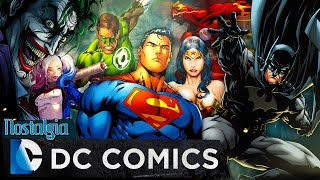 DC COMICS - Nostalgia