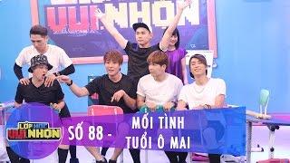 Lớp Học Vui Nhộn 88 | Mối Tình Tuổi Ô Mai | Huy Nam & Vương Anh | Fullshow [Game Show]