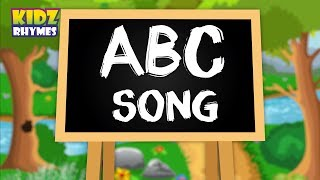 Alphabet Songs | ABC Songs for Children | ABC Nursery Rhymes