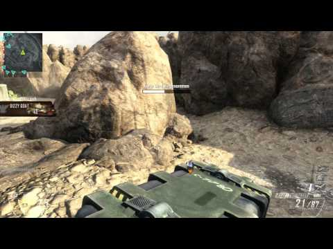 Black Ops 2: Motivation genug ? VTOL-Gunship mit der Pistole Gameplay