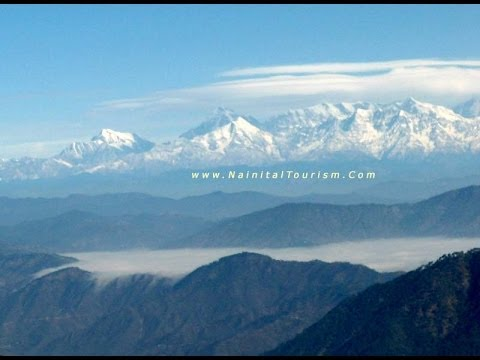 NAINITAL TOURISM - Himalayan Range From View Point