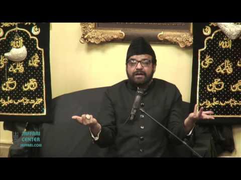 Maulana Abid Bilgrami 16 Safar 1437:2015 Majlis