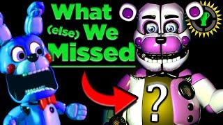 Game Theory: FNAF, Het Antwoord was VLAK VOOR ONZE NEUZEN (Five Nights at Freddys Sister Location)