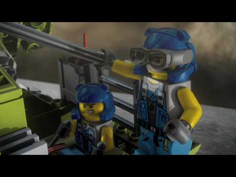 LEGO Power Miners - The Movie