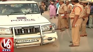 Police Conducts Cordon And Search Operation Across Telangana State