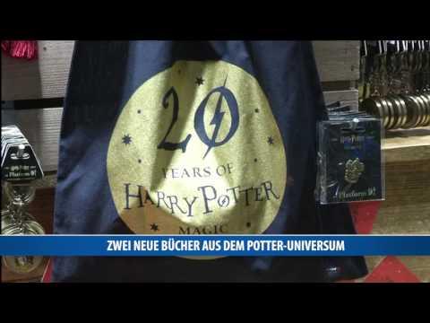 """Zwei """"History of Magic"""" Bücher ergänzen das Harry Potter Universum"""