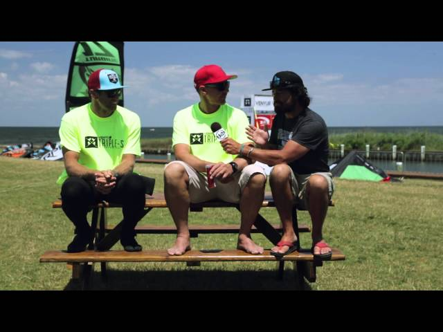 2014 Triple-S Invitiational - Interview with Trip Forman & Jason Slezak