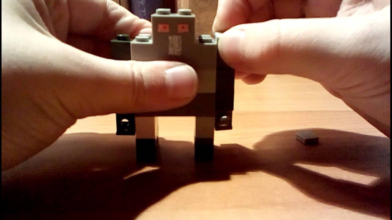 Lego Minecraft привет из детства с привкусом майнкрафта 85