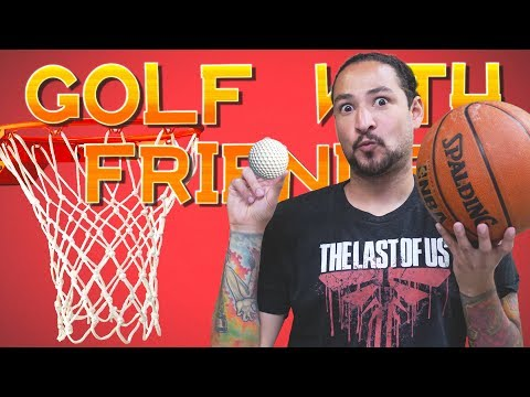 DUNK IT LIKE A BASKETBALL • Golf With Friends Gameplay