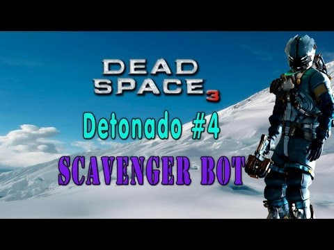 GTX 550 TI - Dead Space 3 - Detonado - Episdio 4 - Scavenger Bot - Pc - Full HD