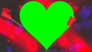 #DIL.  Wedding green screen effect background beautiful frame