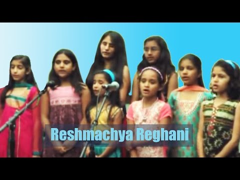 Reshmachya Reghani - Students of Urmi Battu