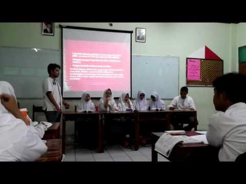 Contoh presentasi kelompok PAI