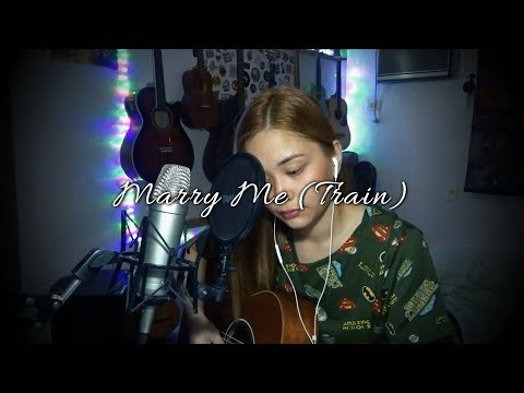 Marry Me (Train) Cover - Ruth Anna