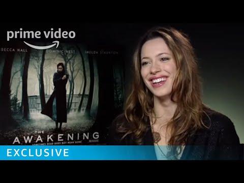 Rebecca Hall & Nick Murphy The Awakening Interview