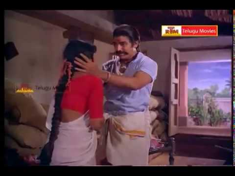 Palleturi Simham Telugu Movie Rape Scene   Kamal Hassan, Ambika video