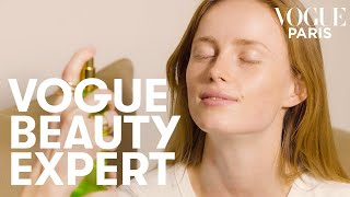 Tata Harper shows us the right order to apply beauty products | Beauty Expert | Vogue Paris