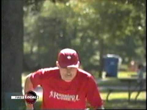 Rick Ball - Rogers sportstar Amputee marathon runner