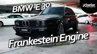 BMW E30 Mbah Jureq Rekomendasi Buat Belajar | #BARBAR 5