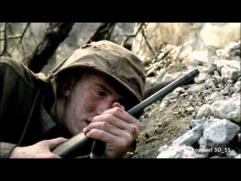 Band of Brothers & The Pacific   Music Video   Skillet   Falling inside the Black   HD