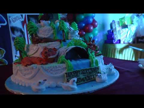 Birthday Cake - Dhawanit Birthday Party With Bollywood Star video