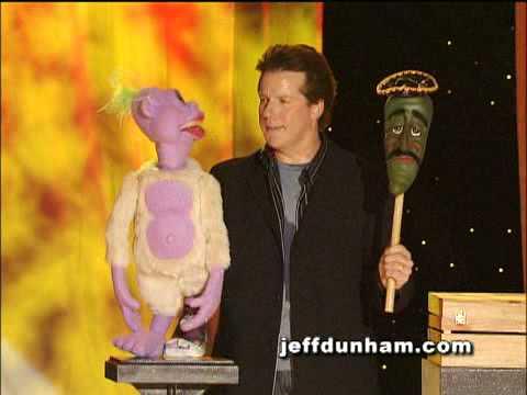 AMY AMY - Jeff Dunham Peanut and Jose jalapeno on a stick